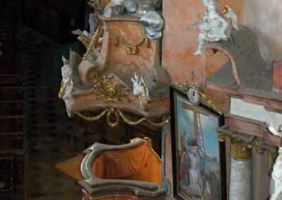 klášterní kostel Nanebevzetí Panny Marie v Nové Pace